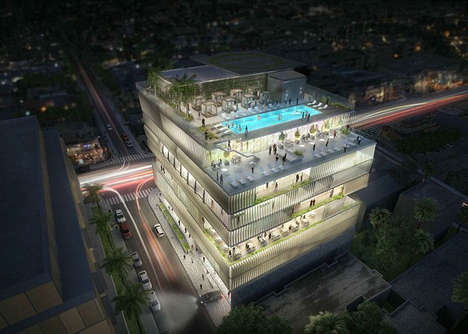 Celebrity-Designed Nightclubs