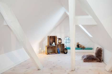 Cozy Attic Apartments