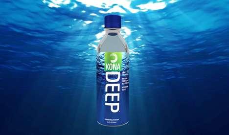 Bottled Deep Sea Water