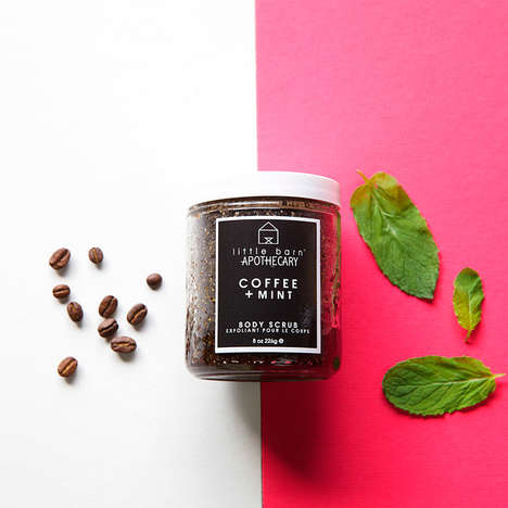 Superfood Body Scrubs