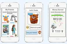 Toy Marketplace Apps - KidsTrade is a Toy App That Allows Children to Swap Games and Goods Safely