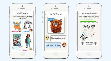 Toy Marketplace Apps