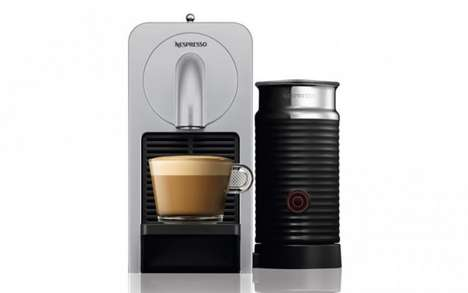 Bluetooth-Enabled Coffee Makers - The Nespresso Prodigio Makes the Perfect Espresso via Bluetooth