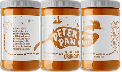 Disney Peanut Butter Concepts