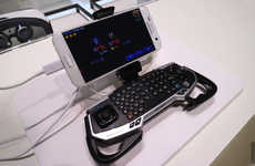 Multimedia Gaming Pads