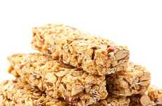 Repurposed Beer Grain Bars - The Regrained Granola Squares are Made Using Spent Grains