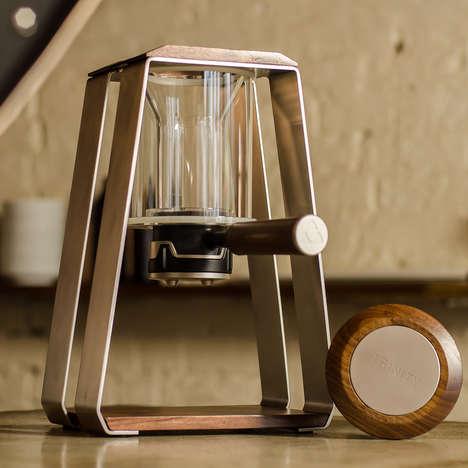 Artisanal Coffee Machines