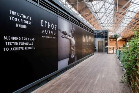 Hybrid Wellness Studios - ETHOS is a Fitness Boutique That Challenges, Comforts and Nourishes