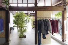 Reclaimed Home Vintage Stores - This Ankara Store Resides Within a 1940s-Era House in Saitama