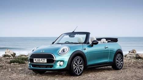 Expanded Mini Convertibles