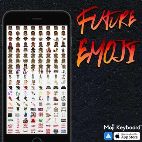 Hip-Hop Artist Emojis