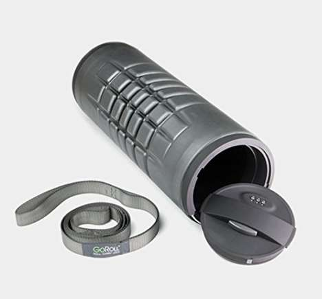 Combination Storage Foam Rollers