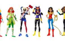 Heroic Female Action Figures