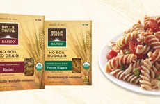 Quick-Cooking Pasta - Racconto's Bella Terra Rapido is an Organic No-Boil, No-Drain Pasta