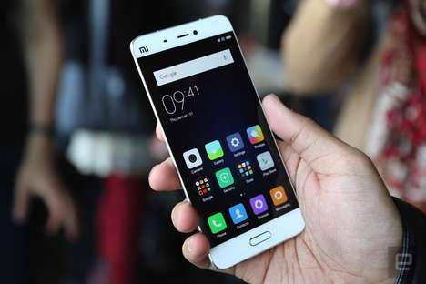 Powerful Flagship Smartphones