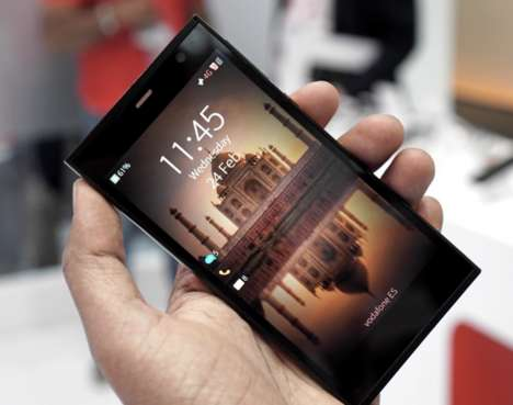 Fishy Finnish Smartphones - This New Jolla Smartphone Features the Sailfish Operating System