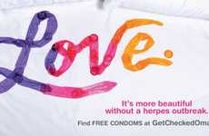 Colorful Contraception Ads