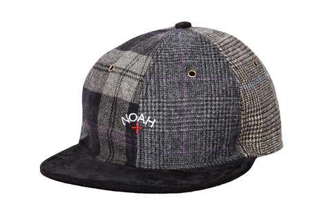 Multi-Paneled Spring Hats