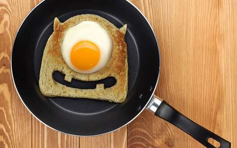 Cyclopic Toast Cutters