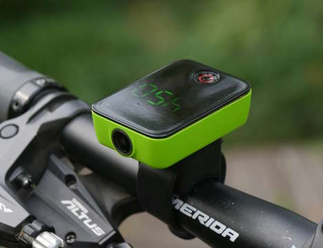 Navigational Cycling Cameras