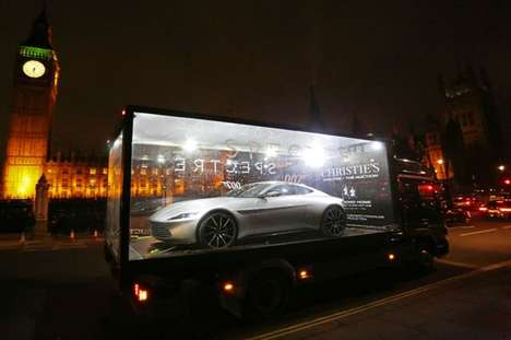 Cinematic Display Trucks