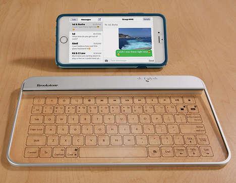 Transparent Multi-Use Peripherals