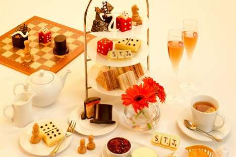 Toy-Themed Tea Tastings - Hamleys and St James's Hotel & Club are Running a VIP Family Experience