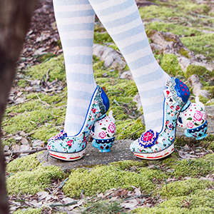 Whimsical World Shoes