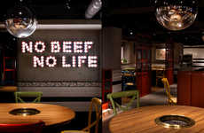 Diner-Inspired BBQ Restaurants