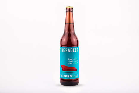 Therapy-Inspired Beer Concepts