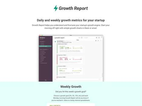 Startup Growth Reports