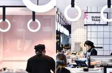 Graphical BBQ Restaurants - This Melbourne Restaurant Brings Japanese BBQ to Australia
