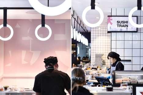Graphical BBQ Restaurants