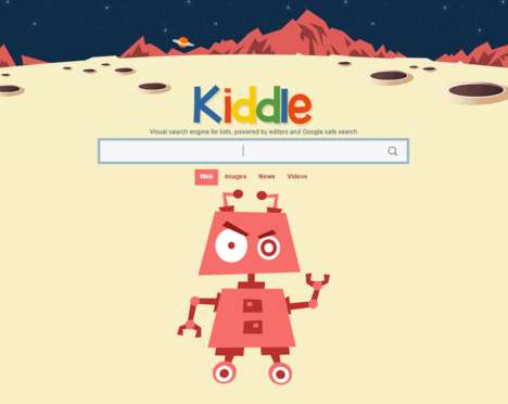 Kid-Friendly Search Engines