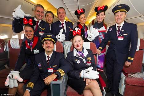 Character-Themed Disney Planes