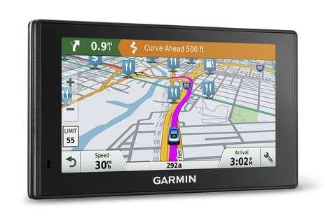 Fatigue-Warning GPSs