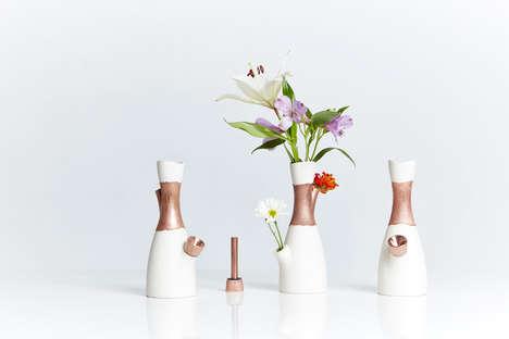 Hybrid Bong-Vases