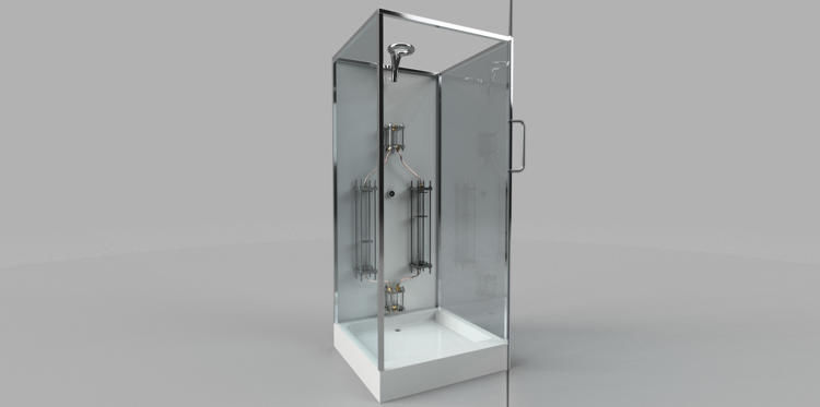 Water-Recirculating Shower Systems