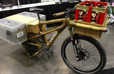 Bombastic Bamboo E-Bikes - The Car Killer E-Bikes Aim to Replace Cars On the Road