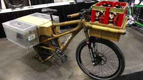 Bombastic Bamboo E-Bikes
