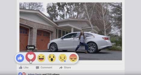 Expressive Automotive Ads