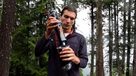 Hiker-Rescuing Drones