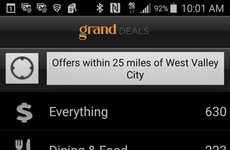 Grandparent Discount Apps - The Grand Deals App Helps Boomers and Seniors Access Discounts