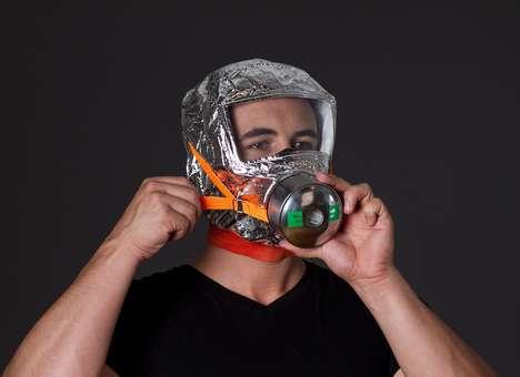 Emergency Fire Oxygen Masks