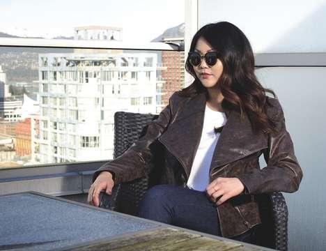 Bespoke Leather Outerwear