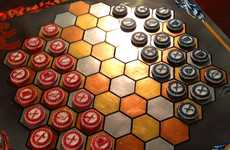 Advanced Chess-Inspired Games - The Kerak Strategy Board Game Blends Elements of Different Games