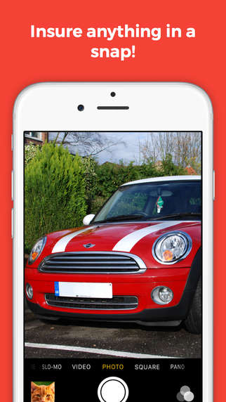 Photo-Based Insurance Apps - 'Cover' Has Users Take Photos of the Items They Want Insured