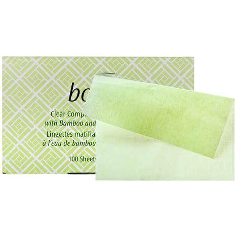 Blemish-Blotting Sheets