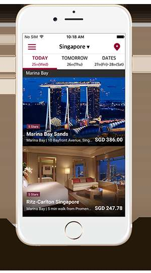 Last-Minute Hotel Apps