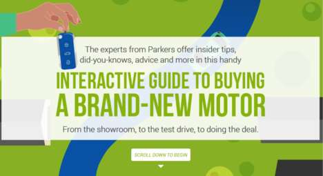 Interactive Dealership Guides